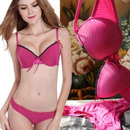 Wholesale Wholesale Clearance Underwear - Wholesale-Clearance Intimates Set VS New Bras Women Sexy Lingerie Bra Brief Sets Lace Underwear Set Sexy Lingerie Brassiere Set