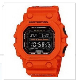 Wholesale Mens Watches Square Digital - Wholesale-Hot selling! Multifunctional G watch gx-56-4dr electronic watch mens watch gx56 11