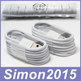 Wholesale phone galaxy s3 - 1M 3Ft Micro V8 Sync Data USB Cable Charging Cords Charger Wire Line for Samsung Galaxy S2 S3 S4 S6 Edge Sony 5 6 LG HTC Nokia All Phones