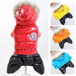 Wholesale Cool Winter Coat For Dog - New Outdoor Pet Dog Clothes Winter Coat Cotton Warm Clothes For Dogs Cool Dog Clothing 2015 Fashion Big Or Small Pet Clothes