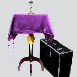 Wholesale Magic Tricks Floating Table - Free shipping High Quality Floating Table Style 3 -- Magic Trick , Stage Magic