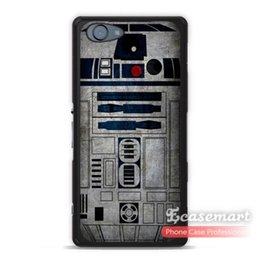 Wholesale Star Xperia - Wholesale-Star Wars R2D2 Robot Case For Nexus 5 4 LG G2 G3 For Xperia Z3 Z2 Z1 Z compact For Moto G2 G E2 E Vintage Stylish Phone Cover