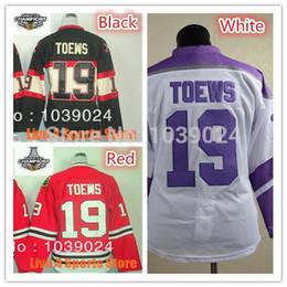 Wholesale Wife Black - 2015 Women Jonathan Toews Jersey Girls Wife Gift Chicago Blackhawks #19 Red Home Black Third Champions Blackhawks Womens Jerseys