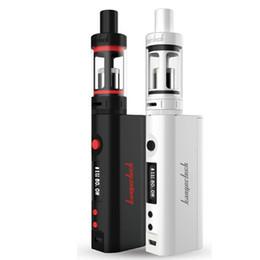 Kanger kbox mini en Ligne-kanger subbox mini kit de démarrage noir blanc couleur 50w kbox mini kanger cigarette électronique subox mini kit de démarrage dhl gratuit