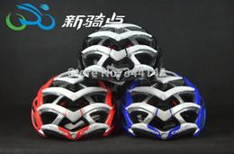 Wholesale fox bicycle - Wholesale-Free shipping ORBEA Flux Helmet climbing bike   BMX   Mountain Bike integrally molded helmet -Bicycle FOX helmet
