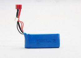 Wholesale Voltage Protection - big battery 2000mAh 2S 7.4V 25C Lipo Battery Helicopter Battery Syma X8C X8W X8G with voltage protection board Quadcopter