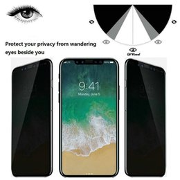 Wholesale 3d Carbon Fiber - 0.3mm Carbon Fiber 3D Full Curved Soft Edge Coated Tempered Glass Screen Protector Film For iPhone X 8 plus 7 100pcs