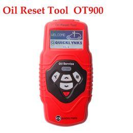 Wholesale Ford Service Tools - Oil Reset Service & Airbag Reset Tool OBDII EOBD JOBD OT900 (multilingual,updatable) Updatable Via Interenet