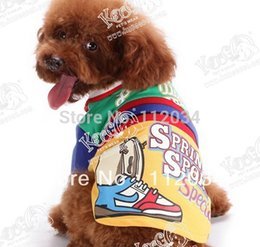 Wholesale Pets Clothing China - Wholesale-2015 wholesale hot dog selling Pet clothes manufacturer in China,fast shipping,lowest price