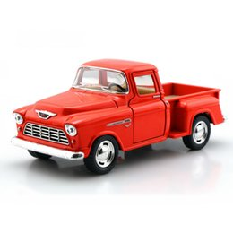 Wholesale Diecast Toy Cars - Wholesale-1:32 Scale Emulational Alloy Diecast Models Car Toys, Brinquedos, Pull Back Toy Car, Doors Openable Truck