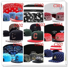 Wholesale Hats Star - Cayler sons caps hip-hop hat baseball cap Super Stars cap Hat baseball snapcap snapback caps Men sport hats free shipping