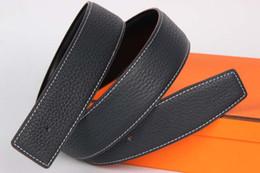 Canada Ceintures en cuir de luxe, dames, boucles de haute qualité, ceintures pour hommes sans fret Offre