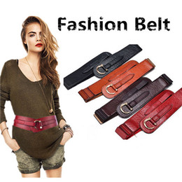 Wholesale Mens Designer Jeans Wide - 2017 Women Belt Famous Brand Genuine Leather Belt Designer High Quality Big Smooth Buckle Mens Belts For Jeans Cow Strap Waistband Chastity