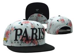 Wholesale Paris Snapback - Wholesale-2015 Hot sport Cayler & Sons Snapback Caps paris sports baseball cap brand designer mens women hip hop flower snap back hats