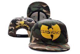 Wholesale Wu Tang Hats - 2015 new wu tang snapback hat wutang baseball cap wu-tang clan bone gorras