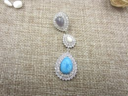 Wholesale Earring Variety - Wholesale Variety of dangle Earrings New Fashion Earrings Round Stud Earring gem Drop Earings Dangle Earing For Women