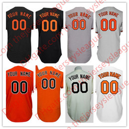Wholesale Baseball Jersey Baltimore - Custom Mens Baltimore #13 Machado Schoop Adam Jones Orange Black Gray White Stitched Any Name Any Number Cool Flex Base Jerseys S-4XL