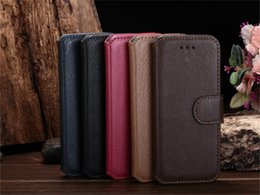 Wholesale Slim Sleeve Holster - Apple iphone6s protective sleeve vintage slim 4.7-inch card with bracket iphone6s holster