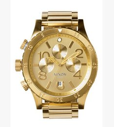 Wholesale 48 Fashion - 2015 New Arrivals 100% 48-20 A486-502 mens quartz casual chrono watches Fashion Wristwatches with original box christmas gift
