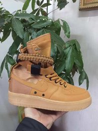 Wholesale God Air - Best Quality Fear of God Military Sneakers Special Field Air Men and Women Martin Motorcycle Army Boots