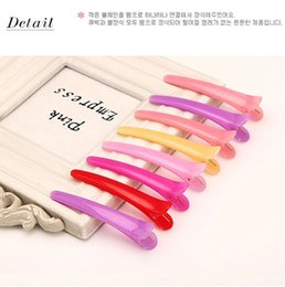 Wholesale tools for beauty salon - Wholesale-20Pcs Lot Hairpin Styling Tools Hair Clip For Hair Barrette Beauty Hair Salon Accessories Hairdressing High Quality