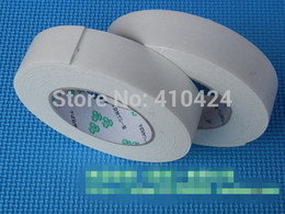 Wholesale Industrial Double Sided Tape - (5pcs lot) 5Yx3cmx2mm Industrial Strength Double Sided White Foam Tape for Billboard   Advertising   Sign Post   Poster etc order<$18no trac