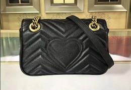 Wholesale Long Chain Handbags - orignal real genuine velvet serial number leather colour handbag Top quality Flap Messenger Bags women famous brands with long strap