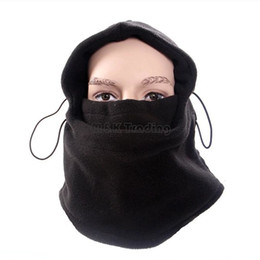 Wholesale Bikers Winter Mask - Balaclava Ski Snowboard Motorbike Biker Gear Masks Face Hood Hats Warm Windproof Multifunction Beanie Scarves Mix Colors