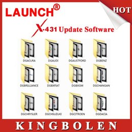 Wholesale Gds 431 - 2015 Newest Version Launch X431 Update Software For Launch X-431 All Series (Diagun Master gx3 infinite tool heavy duty GDS etc)