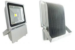 projecteur jaune Promotion 100W LED Réflecteur Projet Projecteur AC 85-265V 100 Watt Lampe Blanc chaud Blanc froid Rouge Jaune Bleu Vert Projecteur Extérieur Imperméable À L'eau