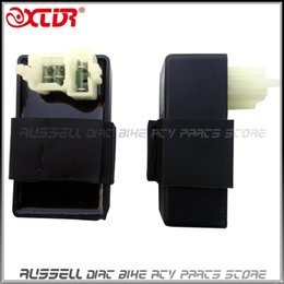 Wholesale Box For Motorcycles - 6pin CDI Box for 50 -140 cc Dirt PIT Bike ATV Quad motorcycle