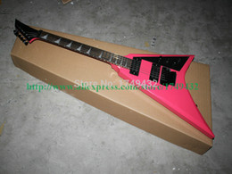 Wholesale Ems Electric Guitars - New Arrival EMS 2015 custom Randy Rhoads RR3 pink 6 strings Electric Guitar shipping
