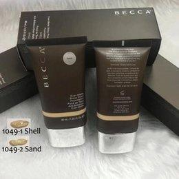 Wholesale Best Shine - New Makeup Becca Foundation Ever Matte Shine Proof Foundation Sand and Shell BB Cream High Quality Best Price