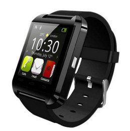Wholesale Korean S4 - Bluetooth smart watch U8 Wrist Watch U smartWatch for For iPhone 4 4S 5 5S 6 and Samsung S4 Note s6 HTC Android Phone Smartwatch