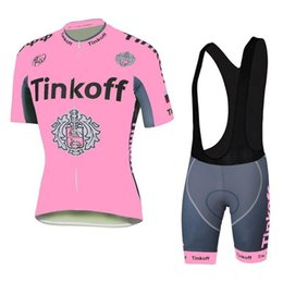 Wholesale Cheap Bicycle Jerseys - CHEAP Tinkoff saxo bank Cycling Jerseys women cycling clothes bicycle pink breathable bike jerseys Mountain bike racing Mtb sport clothing