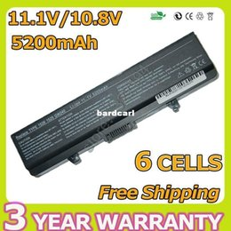 Wholesale Inspiron 1546 - Free shipping- 5200mah 6 cell laptop battery for dell Inspiron 1525 1545 1526 1546 Vostro 500 PP29L PP41L 0RU573 0RW240 0UK716 0WK371 0WK380