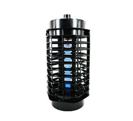 Wholesale Camping Lamps Led - 110V 220V Electric Mosquito Bug Zapper Killer LED Lantern Fly Catcher Flying Insect Patio Outdoor Camping lamps