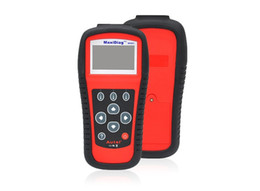 Wholesale Scan Tools For Vehicle - Autel MaxiDiag JP701 OBD2 Code Reader Read multi-functional scan tool JP701 for major Japanese vehicles Free Shipping