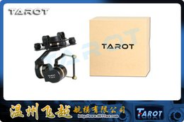Wholesale Diy Electric Rc Car - Tarot TL3T01 3Aixs Brushless Gimbal for DIY RC Drone with camera Gopro HERO3 HERO4 Sport Camera Aerial Photography FPV