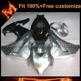 2020 pour 2008 honda cbr1000rr 23colors+8Gifts Injection mold SILVER motorcycle article for HONDA CBR1000RR 2008-2011 CBR 1000 RR 08 11 motor cover ABS Plastic Fairings pour 2008 honda cbr1000rr pas cher