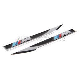 Wholesale Bmw X5 Accessories - Car Styling Metal   M MPower Sticker Emblem Accessories Sticker For BMW E60 E90 E92 E93 F30 F20 F10 F15 M3 M5 M6 X1 X3 X5 X6