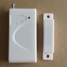 Wholesale Magnetic Contact Detector - Wireless Door Window Detector Sensor For GSM Alarm System Detect Door Windows Drawer Illegally Open and Close Window Magnetic