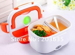 Wholesale Dinner Bucket - Wholesale-Insulation Multi-functional Electronic Automatic Heating Lunch box, Dinner bucket, Mess tin, Canteen