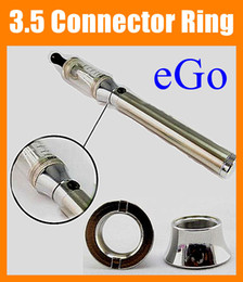Wholesale Connector Ring Ego - Connector ring for Electronic Cigarette Mod Battery ego battery 3.5ml e cig o ring Vivi nova Atomizer Adapter ring e cig FJ015