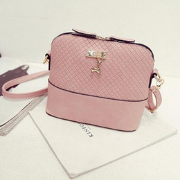 Wholesale Jelly Glitter Purses - Wholesale Price 2018 New DEER Fashion Women Crossbody Bag PU Leather Shoulder Bags Woman Cover Small Pouch Messenger Bag Letter Purse