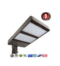 Wholesale Industrial Lens - 5 Years Warranty AC100-277V Street Lights ETL DLC 200w 300w LED shoebox light with module lens for outdoor car parking