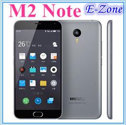 "Wholesale Meizu M2 - Wholesale-Original Meizu M2 Note M571 4G FDD LTE Dual SIM Mobile Phone 5.5"" MTK6753 Octa Core Android 5.0 2GB RAM 13MP"