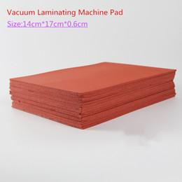 OCA Vakuumlaminiermaschine KO TBK Vakuumlaminator LCD OCA Laminiermaschine Silikonkissen Silikagel Mat 17 cm * 14 cm von Fabrikanten