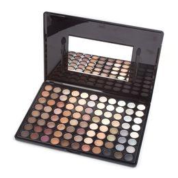 Wholesale Eyeshadow Palette 88 New Warm - New Makeup Warm Pro 88 Full Color Eyeshadow Palette Eye Beauty Cosmetics Make up Set #1703