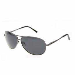 Wholesale Fashion Sunglasses Buy - Polarized Pilot Mens Sunglasses Alloy Frame Polarised Polaroid Lens UV400 Pilot Glasses For Men Kacamata Online Best Buy